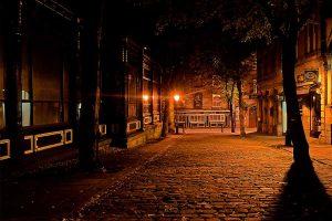 Las luces artificiales de descarga de vapor proporcionan colores irreales en las fotografías y no se pueden corregir totalmente