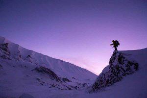 la luz del crepúsculo proporciona unos matices y unas tonalidades frías a las fotos