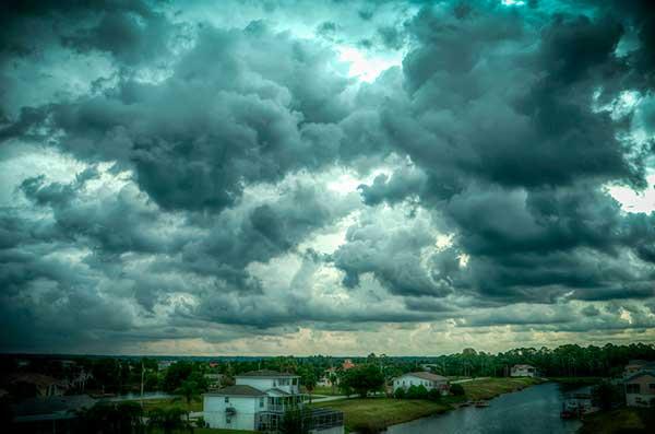 Fotos de dias nublados: Los dias nublados presentan oportunidades de sacar fotografias diferentes