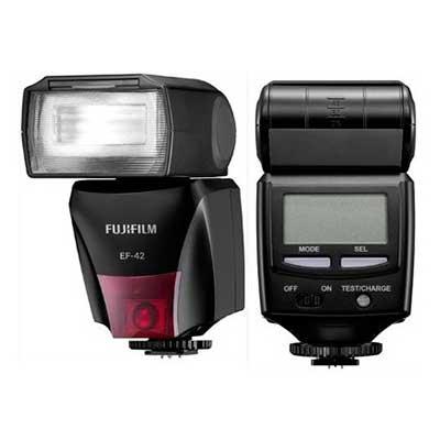 Los mejores precios de las tiendas online para el Flash Fujifilm EF-42
