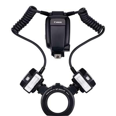 Ring flash canon Macro Twin Lite MT-26EX-RT mejor precio
