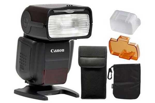 Reseña, especificaciones y opiniones del flash Canon 430EX III. Elige bien antes de comprar.