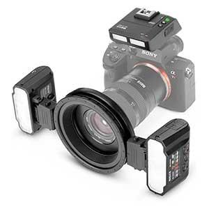 Flash para fotografía macro en oferta en nuestra tienda online
