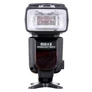 Flash Meike barato para Nikon
