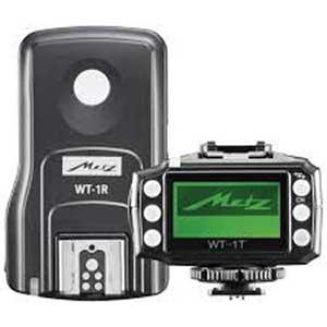Transmisor y receptor baratos para controlar flashes a distancia en promoción