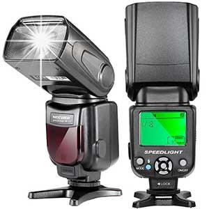 flash strobist para equipo de iluminacion fotográfica