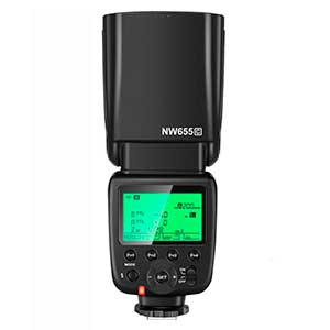 Compra tu Flash Neewer barato para Canon