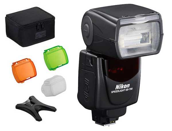Review y especificaciones del flash Njikon SB700