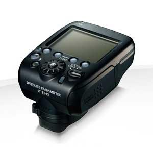Controlador remoto de flashes Canon