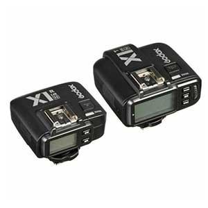 Transmisor y receptor inalámbrico  Wireless para flash