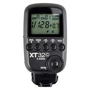 Controlador inalámbrico barato para flashes